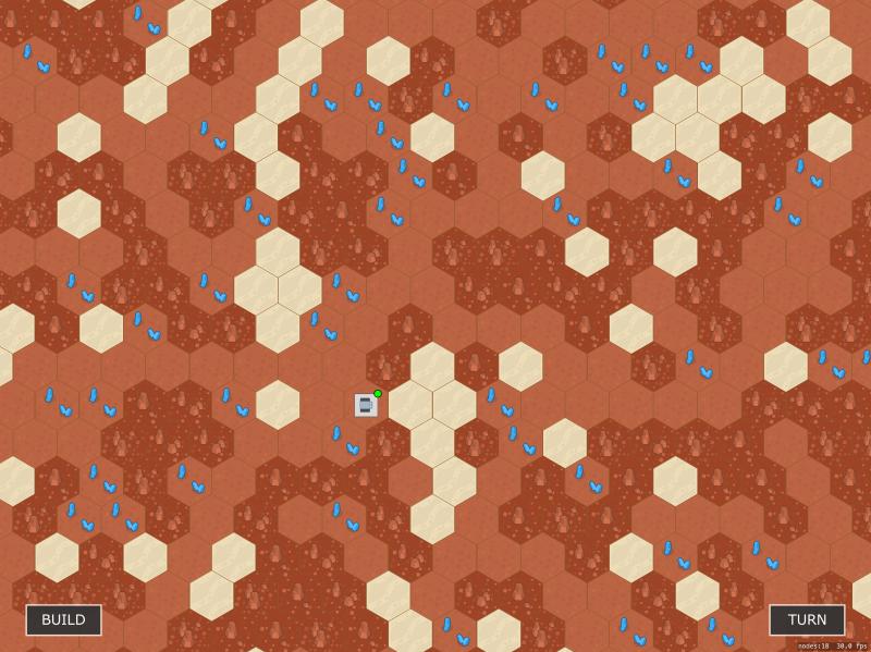 Hexagonmap